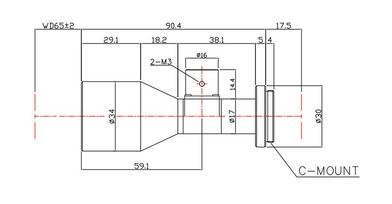 tcl-5m远心系列